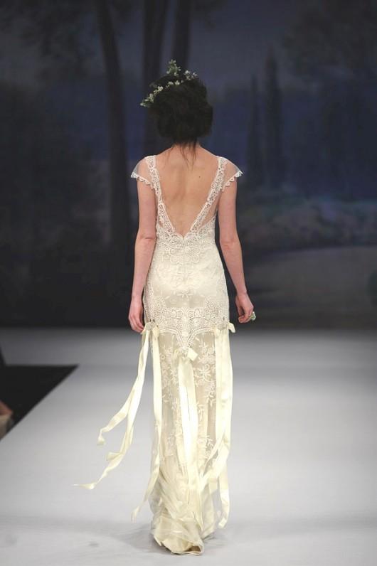 abito da sposa Claire Pettibone Tolouse