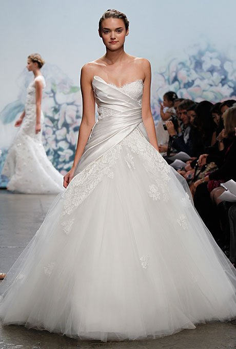 abito da sposa Cecelia Fall 2012 Monique Lhuillier