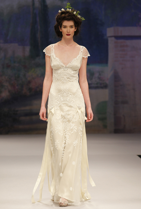 L 39 art dec vela la sposa claire pettibone 2012 the dress for Claires toulouse