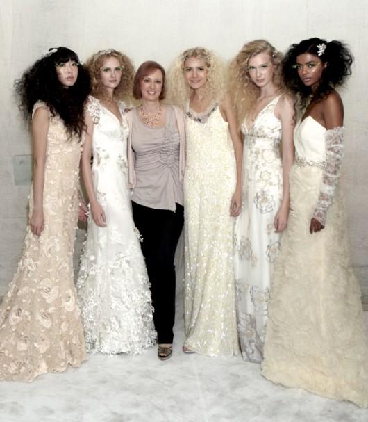 abiti da sposa 2012 Claire Pettibone