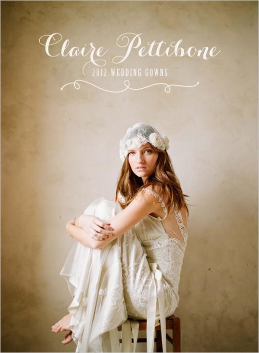 Abito da sposa Claire Pettibone 2012