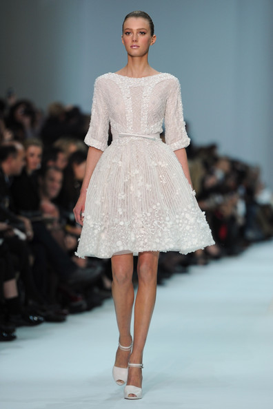Elie Saab Haute Couture Spring Summer 2012 - Foto by Pascal Le Segretain/Getty Images Europe