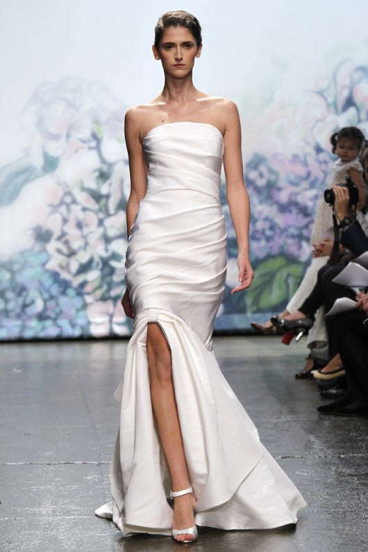 abito da sposa Honor Fall 2012 Monique Lhuillier