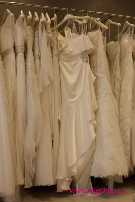 """Abito da sposa """"Datsun"""" collezione 2013 Pronovias"""