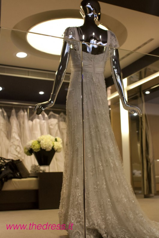abito da sposa Pronovias 2012