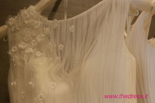 Wedding dress from preview collection 2013 Pronovias