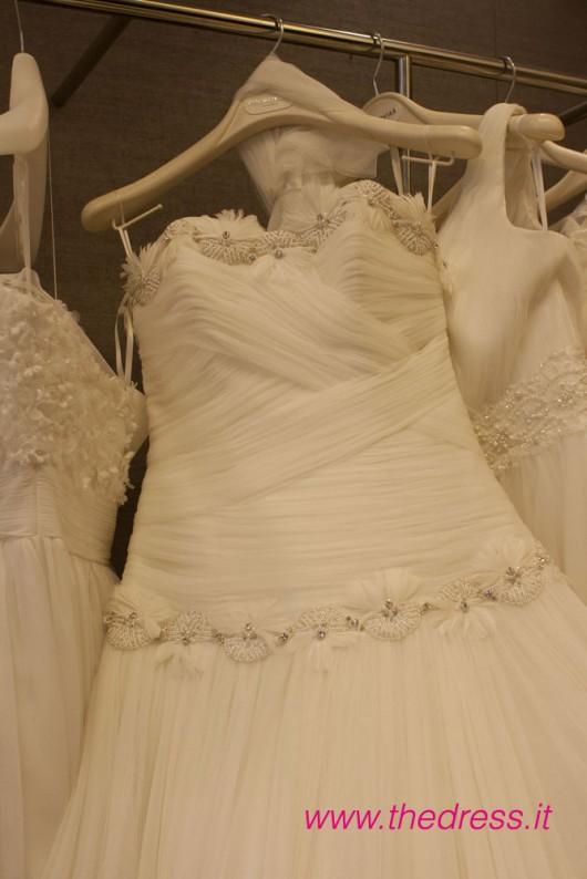 """Abito da sposa """"Dimimarla"""" 2013 Pronovias"""
