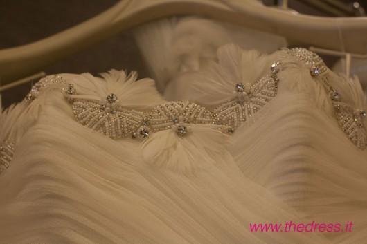 """Abito da sposa """"Diminarla"""" collezione 2013 Pronovias"""