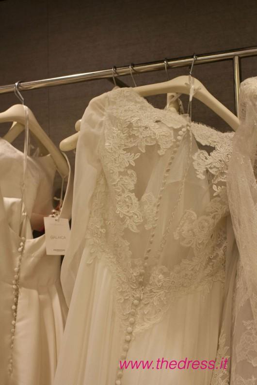 """Abito da sposa """"Canges"""" collezione 2013 Pronovias"""