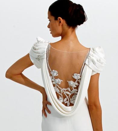"""Emily"" by Marchesa wedding dress"