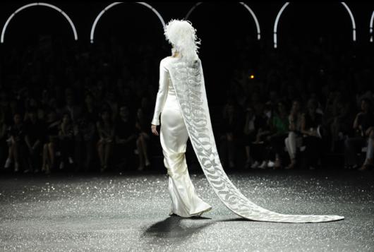 abito da sposa Chanel Haute Couture 2011/2012
