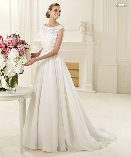 Denver coll. Fashion Abito da sposa Pronovias 2013