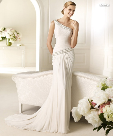 Devesa coll. Fashion Abito da sposa Pronovias 2013