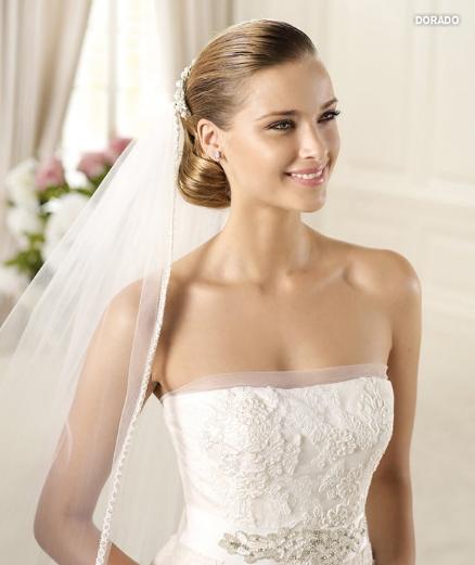 Dorado coll. Glamour Abito da sposa Pronovias 2013