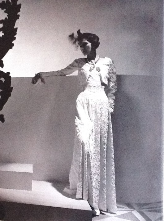 Gabrielle Coco Chanel photo Horst P.Horst 1937