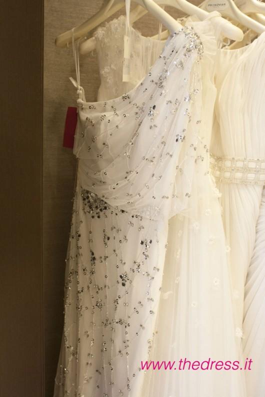 Darsena, collezione Fashion,  abito da sposa Pronovias 2013