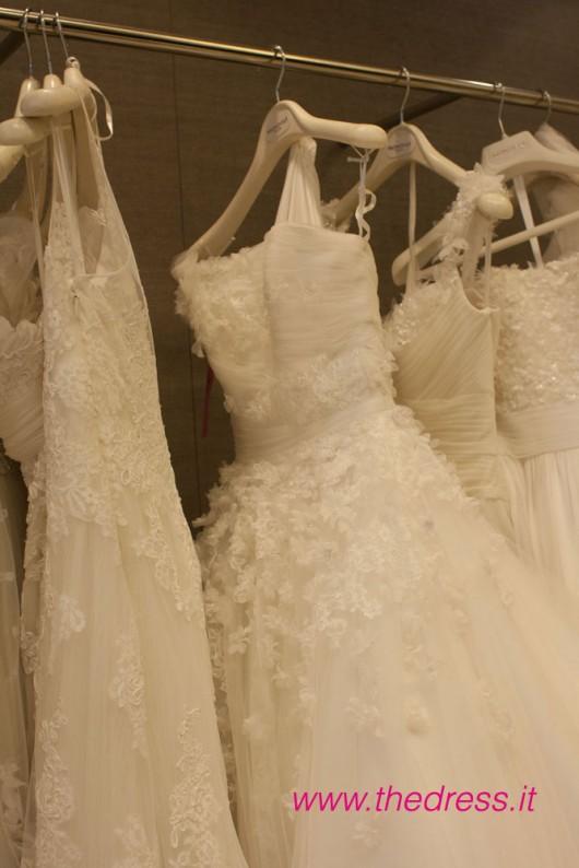 Dogma, Glamour, abito da sposa Pronovias 2013