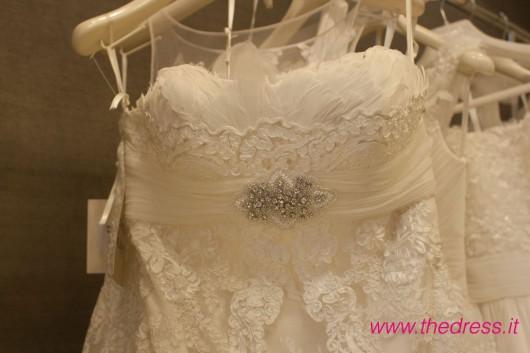 Dietrich, collezione Fashion, abito da sposa Pronovias 2013