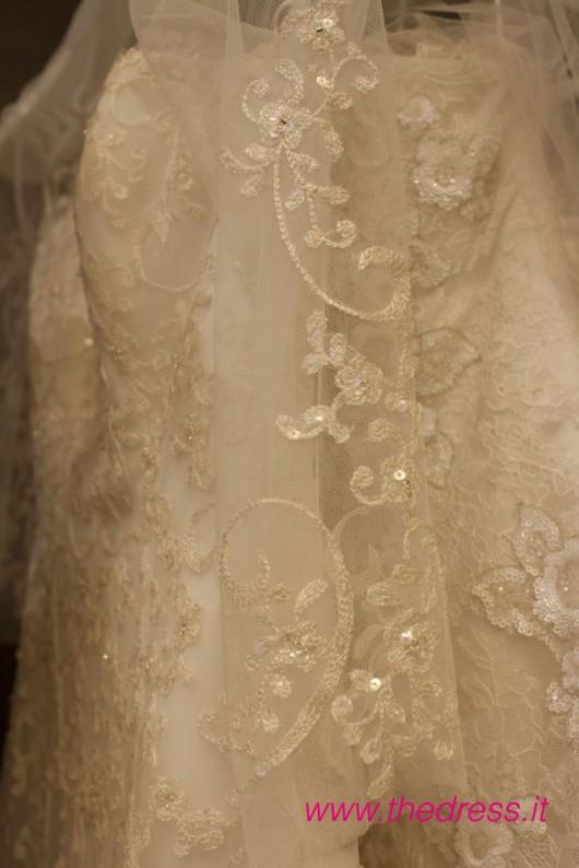 Duquesa, collezione Glamour, Abito da sposa Pronovias 2013