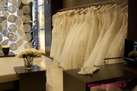Anteprima collezione abiti da sposa Pronovias 2013