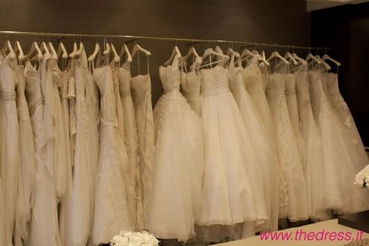 Delta coll. Fashion Abito da sposa Pronovias 2013