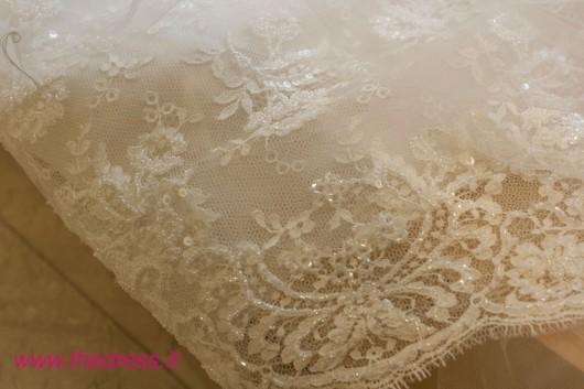 Ducado, Glamour, abito da sposa Pronovias 2013