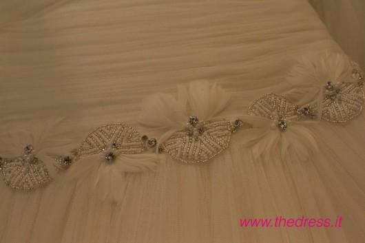 Dinimarca, collezione Glamour, abito da sposa Pronovias 2013
