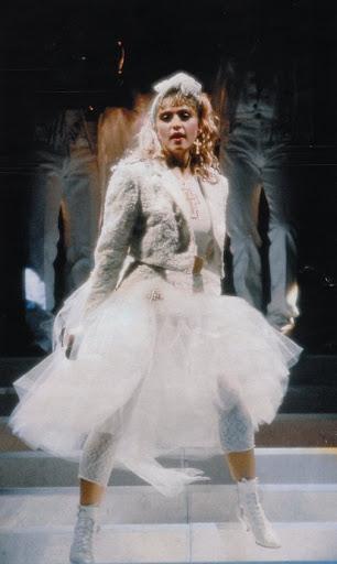 Madonna The Virgin Tour 1984