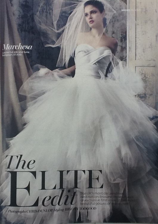Marchesa on Brides