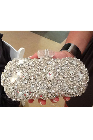 clutch Marchesa 2013 - Brides