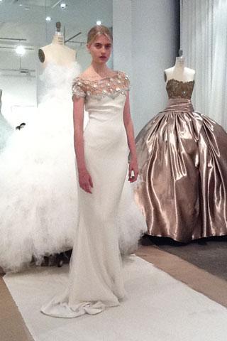 ABito da sposa Marchesa 2013 - Brides