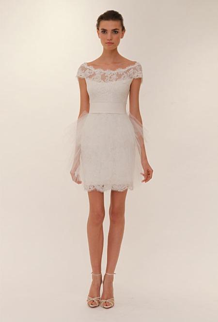 Marchesa Style B50903 wedding dress Spring 2012
