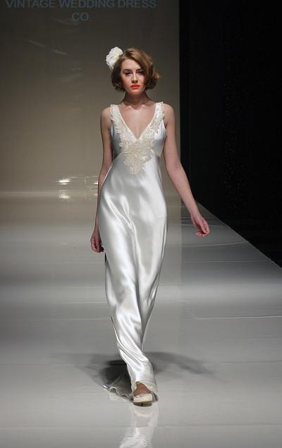 abito da sposa vintage wedding dress company - Decades Collection