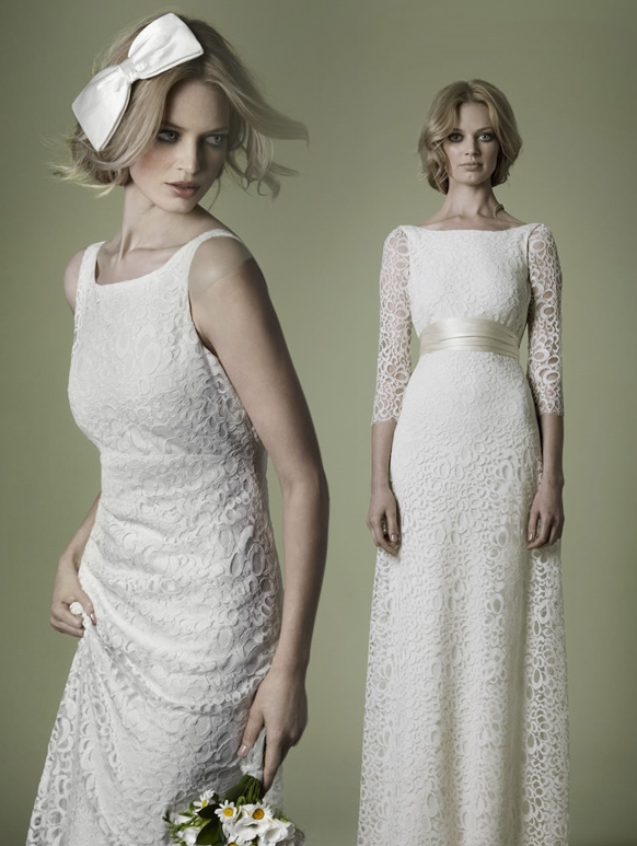 Conosciuto Abiti da sposa The vintage wedding dress company – The Dress FS02
