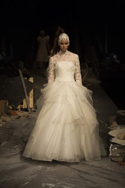 Abito da sposa David Fielden 2012 in vendita in UK al prezzo di 4.865 sterline