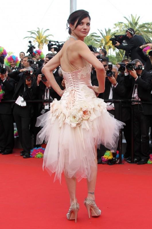 Deplhine Chaneac , Cannes Film Festival, 18.5.12