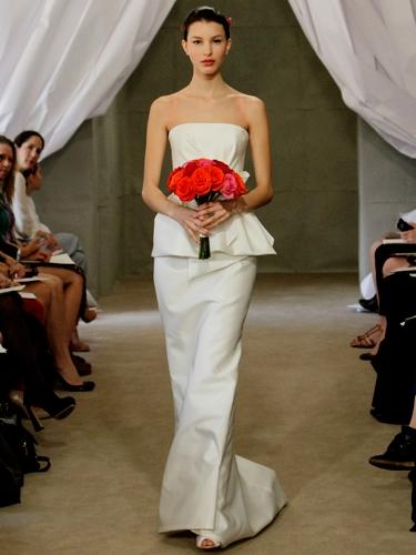 abito da sposa Isis Carolina Herrera Spring 2013 prezzo USA 4.990 dollari