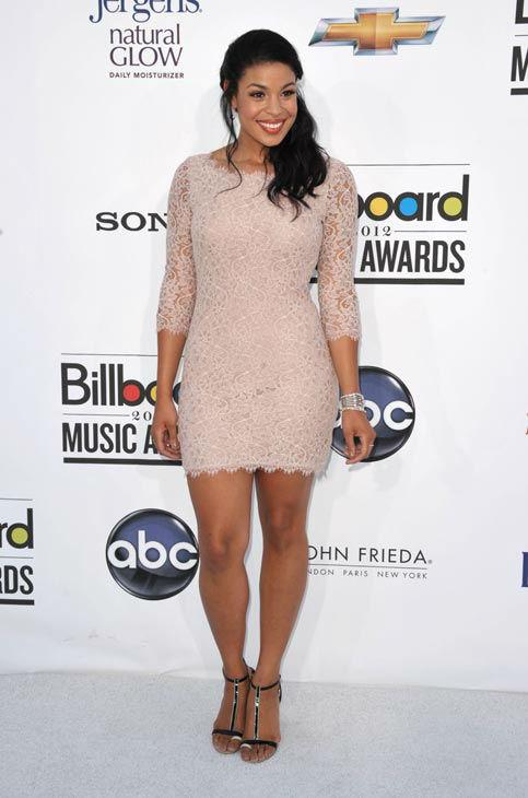 Jordin Sparks in Diane von Fustenberg Billboard Music Awards 2012