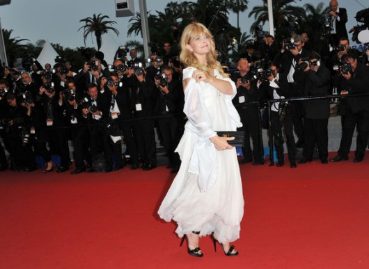 Nastassja Kinski  closing ceremony, Cannes, 27.5.12