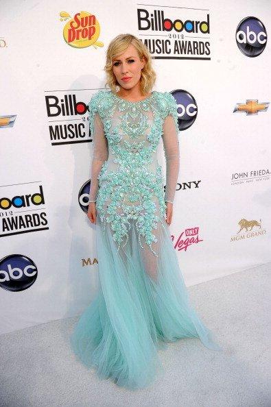 Natasha Bedingfield in Amato Couture Billboard Music Awards 2012