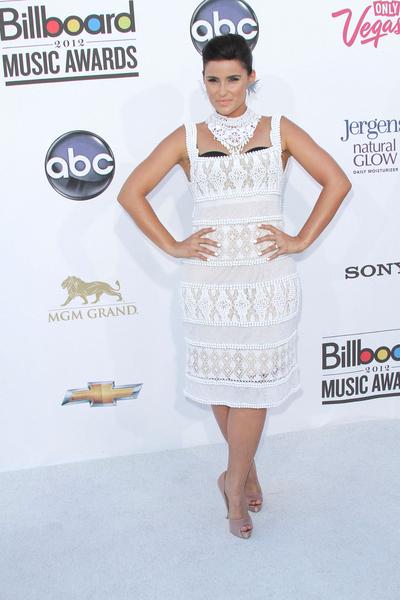Nelly Furtado in Alberta Ferretti Spring 2012 Billboard Music Awards