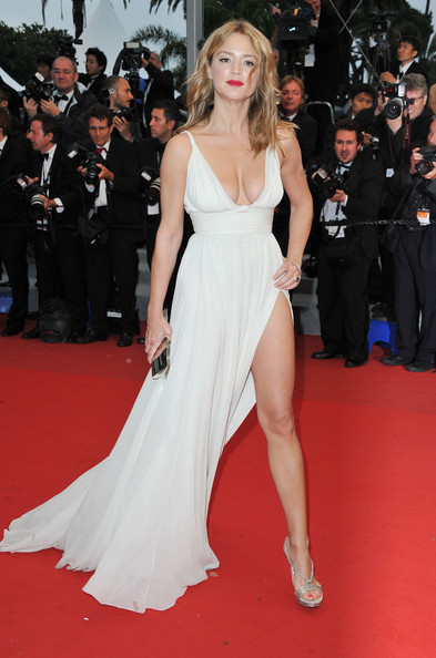 Virginie Efira closing ceremony, Cannes, 27.5.12