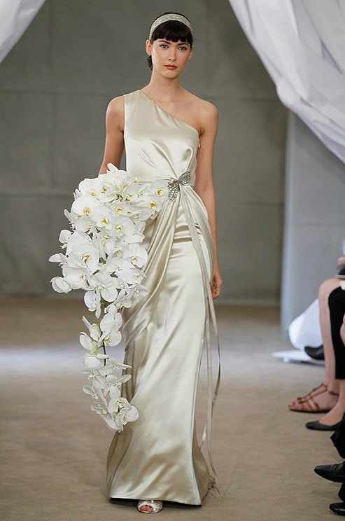 abito da sposa Carolina Herrera Spring 2013