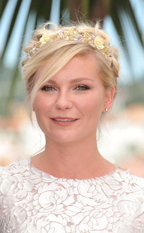 Kirsten Dunst Cannes Film Festival 22.5.12 Foto AGF s.r.l. / Rex Features