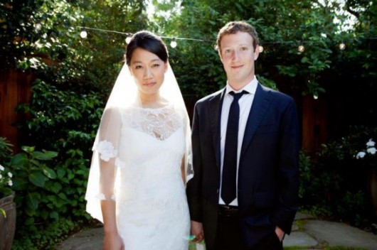 Mark Zuckerberg's wedding