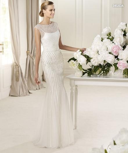 Abiti Da Sposa 900 Euro.Delicia Collezione Fashion Pronovias 2013 The Dress