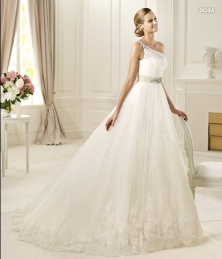 Diosa, Glamour collection, Abito da sposa Pronovias 2013