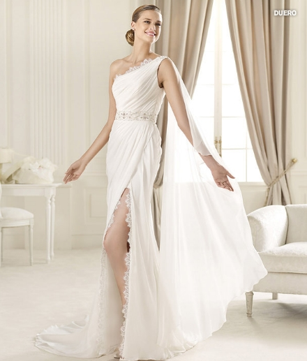 Duero, Fashion Collection, Abito da sposa Pronovias 2013
