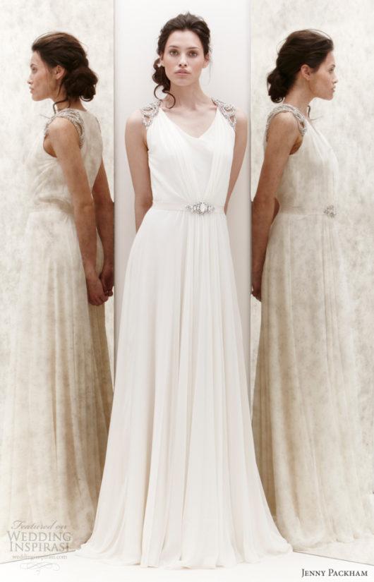 abito da sposa Ivy,  Jenny Packham Spring 2013,  weddinginspirasi