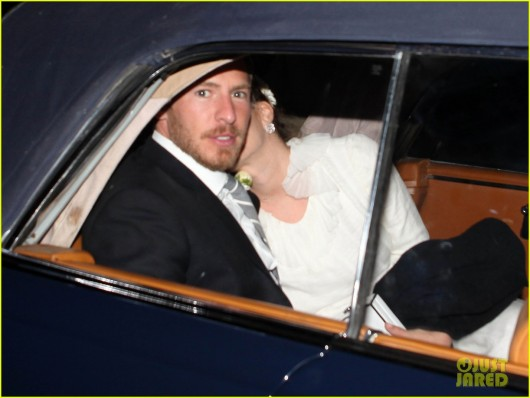 Drew Barrymore and Wil Kopelman - Just Jared